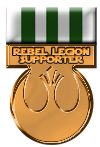 Rebel Legion Supporter (Amount: 1)